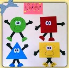 Shapes Chart For Nursery Pleasing Classroom Decoration Pictures For Kindergarten For