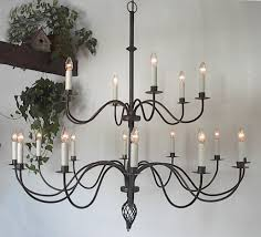 How to clean wrought iron fixtures