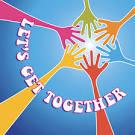 Images & Illustrations of get together