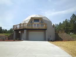 45' dome on full basement