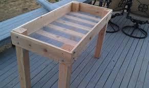 Small Picture Raised Garden Bed Designs markcastroco