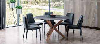 Hinreisend Round Dining Room Tables Table Modern Formal Seats Inch