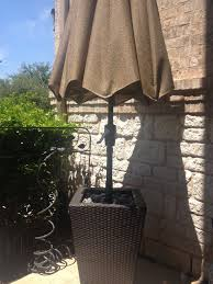 gorgeous free standing patio umbrella base 25 best ideas about outdoor umbrella stand on patio