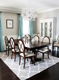 dining room crystal chandeliers inspiration for a timeless dark wood floor and brown floor dining room