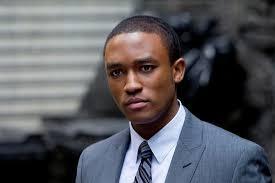 Young gay black men