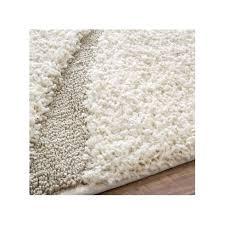 stylish cream area rug wade logan berenson cream area rug reviews wayfair