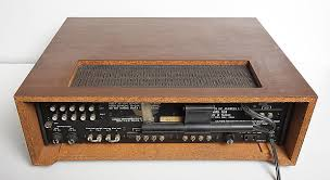 harman kardon receiver vintage. harman kardon 330b vintage am/fm stereo receiver with wood case - 091a