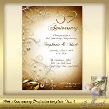 How To Create Invitations On Word 023 50th Wedding Anniversary Invitations Templates