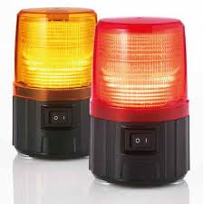 patlite manufacturers automation 1 800 387 6268 battery operated flashing signal light patlite