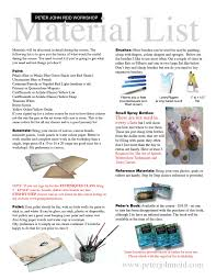 for material list jpeg