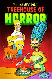 Bart Simpsonu0027s Treehouse Of Horror 003 1997 Comic Book  YouTubeBart Treehouse Of Horror