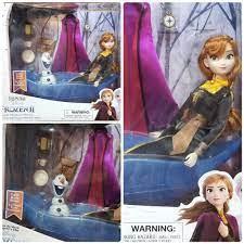 Bộ búp bê Disney Frozen2 ANNA và OLAF - Mỹ (Hàng thật mới 100%) tại TP. Hồ  Chí Minh