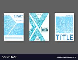 Layouts Blue Magazine Cover Layouts Design