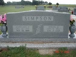Byron Harvey Simpson (1910-2009) - Find A Grave Memorial
