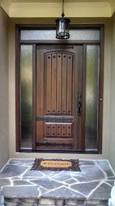 black single front doors. Magnificent Fiberglass Front Doors For Porch Decorating Design Ideas : Great Black Single