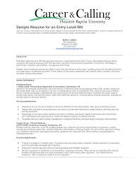 Entry Level Rn Resumes Rn Resume Templates Free Clipart Images Gallery For Free