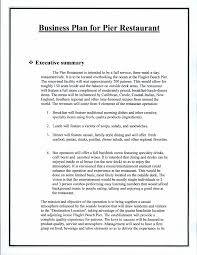 executive summary example business business plan executive summary template lareal co sample for