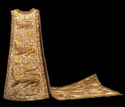 Tabard worn by Ian McKellen as Richard II   Goodchild, Tim   V&A Explore  The Collections
