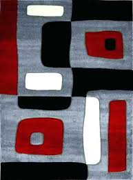 red gray beige rug black and white area rugs grey brilliant fantastic