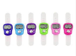 Online Tally Chart Counter Buy Tally Counting Machine Finger Watch Digital Tally