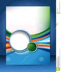 Free Flyer Layout Brochure Design Stock Illustration Illustration Of Banner