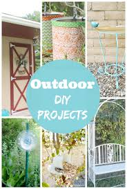 Diy Outdoor Projects Outdoor Diy Projects