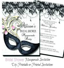 Masquerade Wedding Invites Masquerade Wedding Invitations Also Themed And The Great Ideas Black