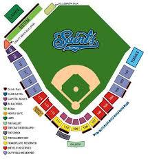 Chs Field St Paul Minnesota Tickets Schedule Seating