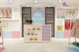 Gợi ý cách trưng bày cửa hàng mẹ và bé (Chính Xác Nhất)