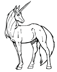 Royalty Free Coloring Pages Unicorn Printable Clip Art Cell Phone