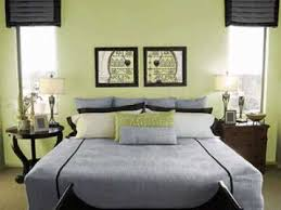 DIY light green bedroom design decorating ideas