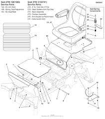 Snapper pro 5901249 s125x av2461 mid mount zero turn rider parts rh jackssmallengines seat heater wiring