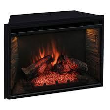 comfort smart 26 in infrared mesh screen electric fireplace insert cs 26mir