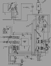 awd wiring diagram Автогрейдер komatsu gd650a aw 2ey Список запчастей