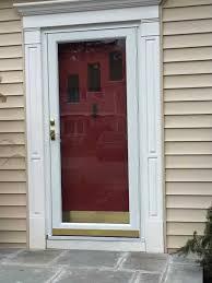 front door glass repair and replacement