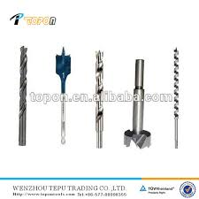 wood drill bits types. black oxide wood auger bits hss square drill bit with different types