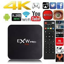 Amlogic EXW EXW PRO Quad Core Smart TV Box With Xbmc Pre-installed Android  5.1 Kitkat System H.265 Wifi LAN Miracast Air… | Latest cell phones, Htpc, Android  tv box