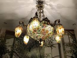 Antiker Art Deco Korbleuchter Lampe Kronleuchter In 2019