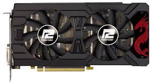 <b>Видеокарта PowerColor Radeon RX</b> 570 1250Mhz PCI-E 3.0 ...