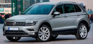 Купить автоаксессуары для Volkswagen Tiguan New (2017 - по н ...