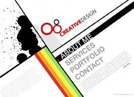 Creative Design Templates Creative Design Flash Template Best Website Templates