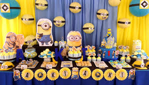 Minions - Me want minion party!