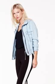 favorite quick look bb dakota romy denim jacket for women