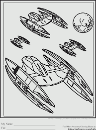 Star Wars Coloring Pages Fighter Ships Coloring Pages Pinterest