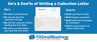 How To Write A Collection Letter [+ Free Templates]