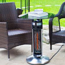 patio table heaters image collections bar height dining set
