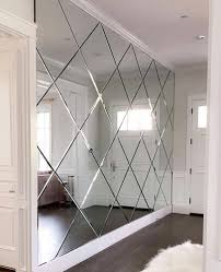 how to decorate with mirror antique