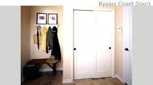 replacing mirrored sliding closet doors