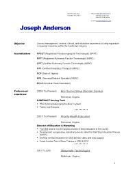 Respiratory Therapy Resume Samples Respiratory Therapist Resume