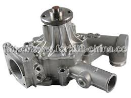 Forklift Parts 2Z Water Pump For TOYOTA purchasing, souring agent ...